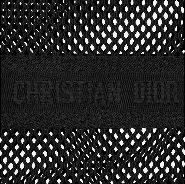 Dior Book Mesh Bag