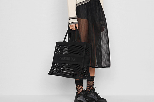 Dior Book Mesh Bag thumb