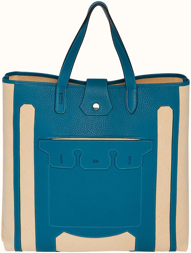 Hermes Monsieur B Bag