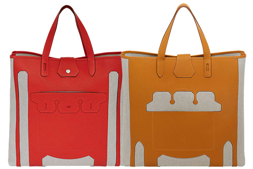 Hermes Monsieur B Bag thumb