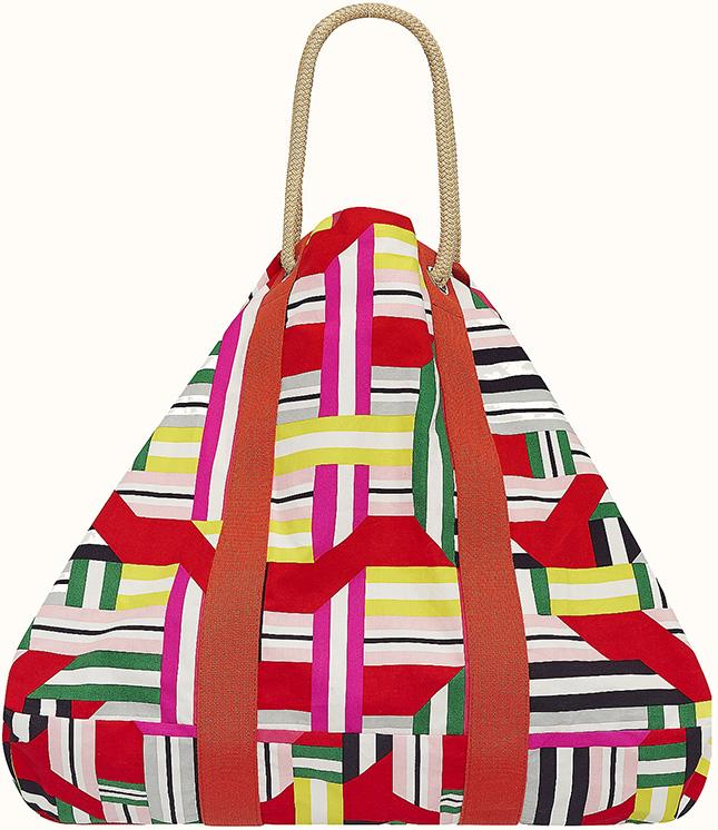 Hermes Multi Use Beach Bag