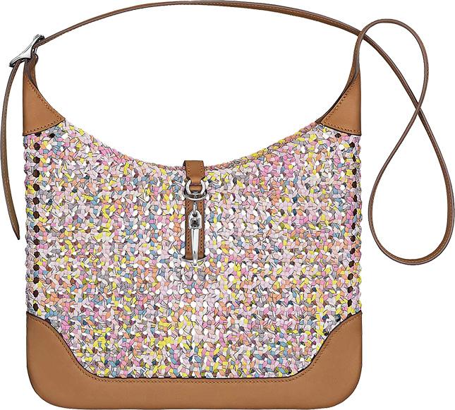Hermes Silky Trim Bag