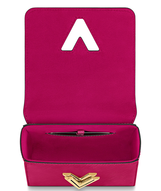 Louis Vuitton Mini Twist Bag