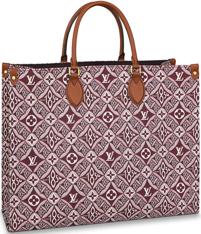 Louis Vuitton Vintage Monogram Flower Bag Collection