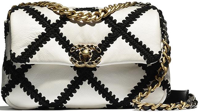Chanel Large Stitch Bag