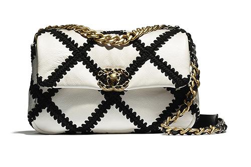 Chanel Large Stitch Bag thumb