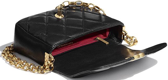 Chanel CC Coin Bag