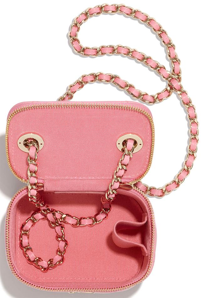 Chanel Mini Trendy CC Vanity with Chain