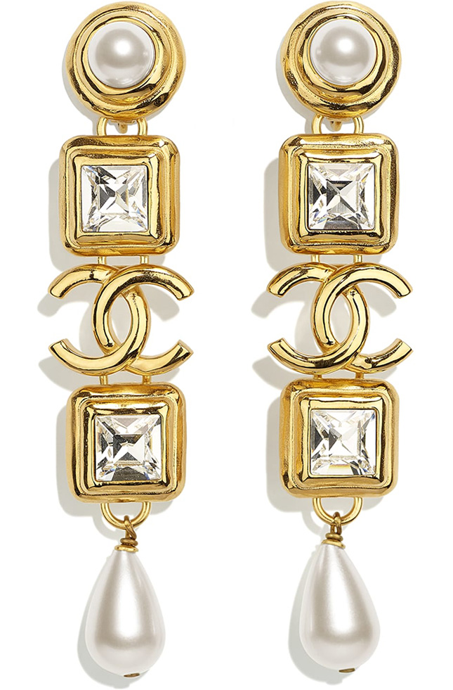 Chanel Spring Summer Earring Collection