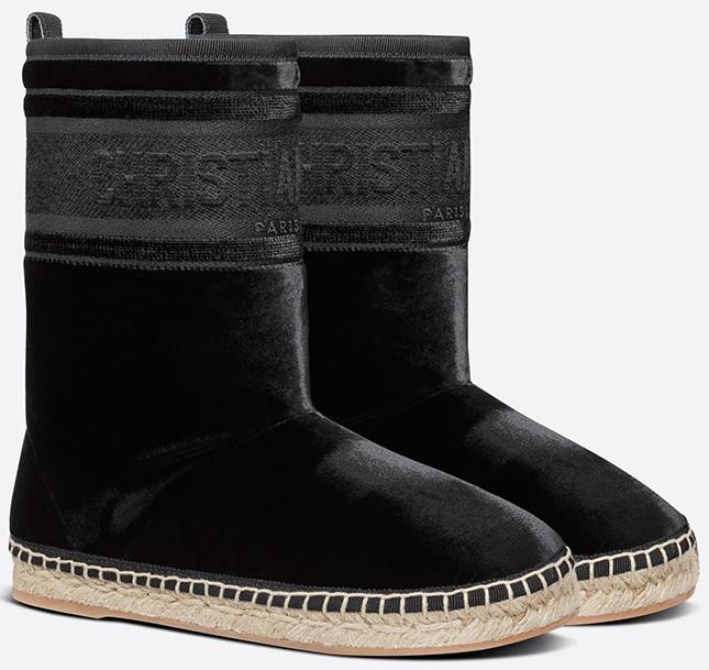 Dior Chez Moi Dior Granville Ankle Boot