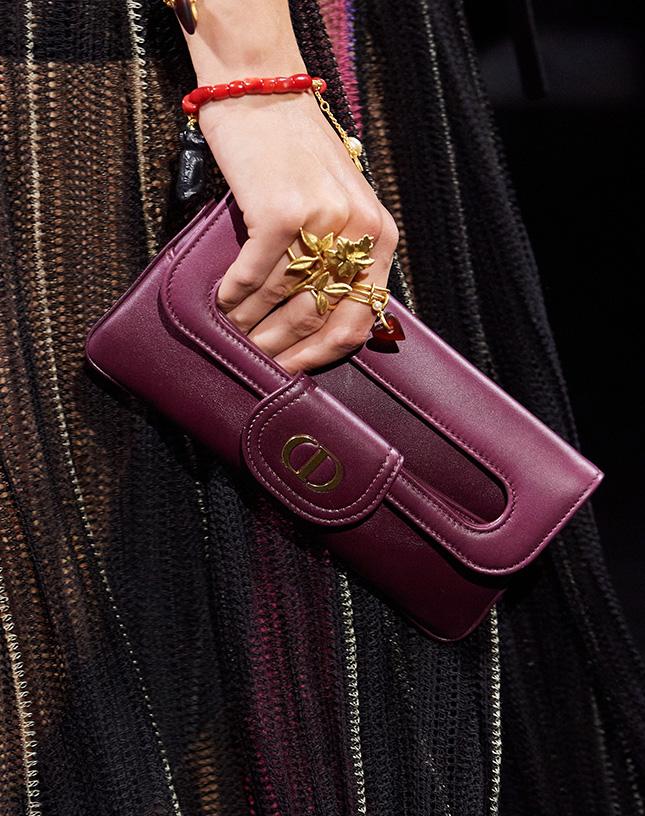 Dior Spring Summer Runway Bag Collection