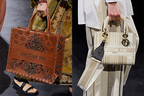 Dior Spring Summer Runway Bag Collection thumb