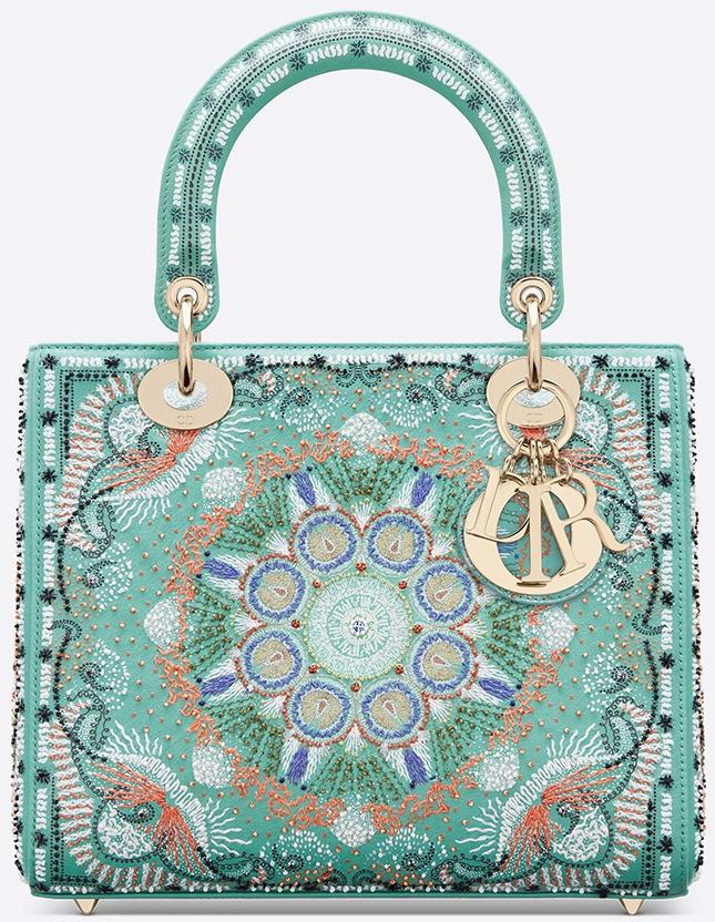 Lady Dior Light Pearls Bag