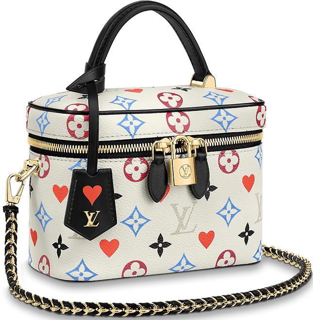 Louis Vuitton Game On Bag Collection