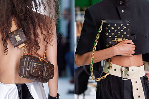 Louis Vuitton Spring Summer Runway Bag Collection thumb