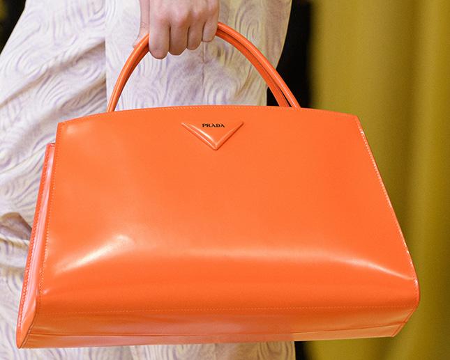 Prada Spring Summer Runway Bag Collection