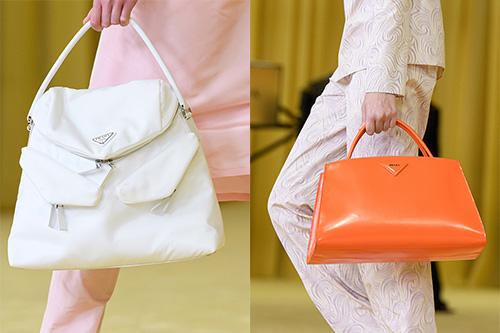 Prada Spring Summer Runway Bag Collection thumb