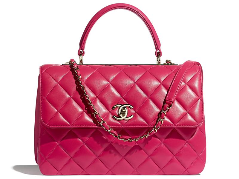 chanel trendy cc bag