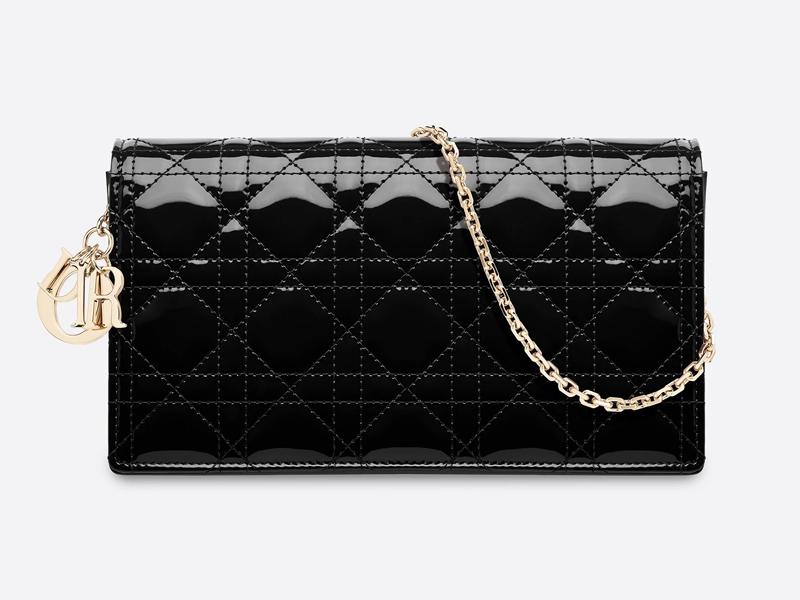 lady dior pouch