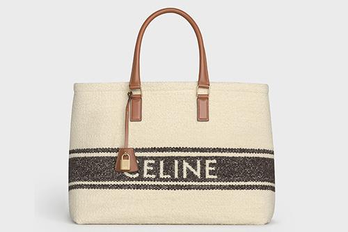 Celine Horizontal Cabas Plein Soleil Bag thumb