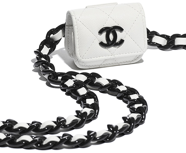 Chanel Airpods Pro Belt Holders