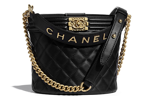 Chanel Boy Bucket Bag thumb