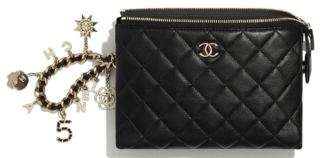 Chanel Coco Charms Pouch