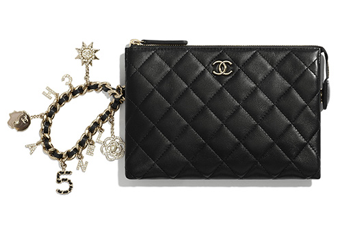 Chanel Coco Charms Pouch thumb