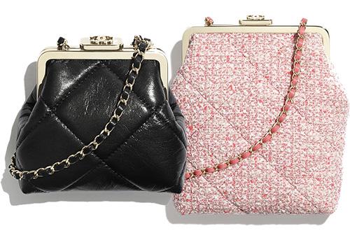 Chanel Kiss Lock Bag For Cruise Collection thumb