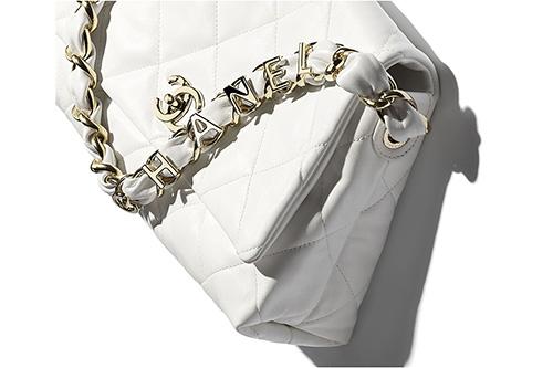 Chanel Logo Strap Bag thumb