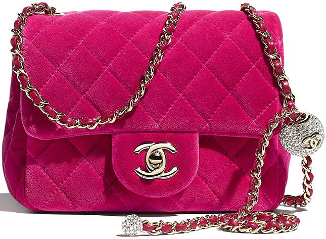 Chanel Pearl Crush Bag
