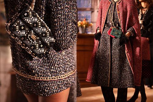 Chanel Pre Fall Runway Bag Collection thumb