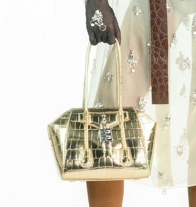 Givenchy Spring Summer Runway Bag Collection