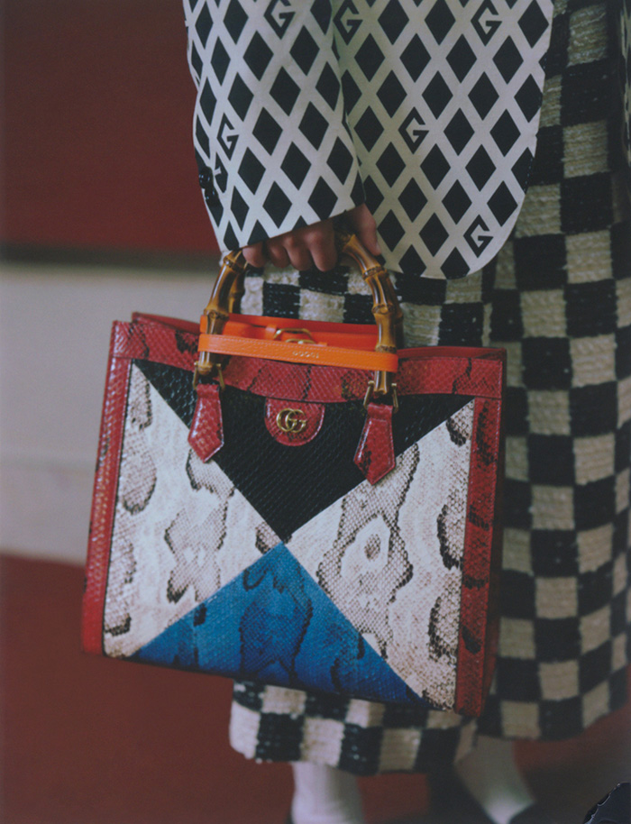 Gucci Spring Summer Runway Bag Collection