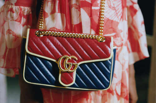 Gucci Spring Summer Runway Bag Collection thumb