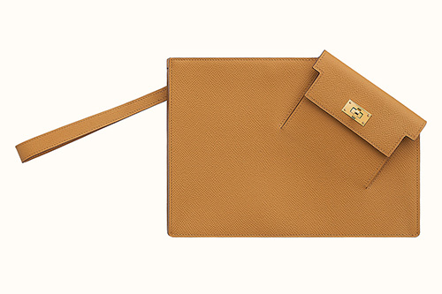 Hermes Kelly Pocket To Go Pouch thumb
