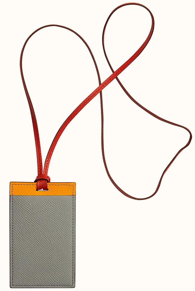 Hermes Petite H Card Case