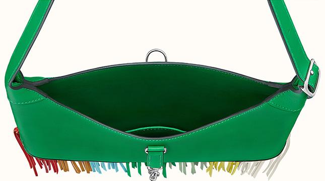 Hermes Trim Anate Rainbow Bag