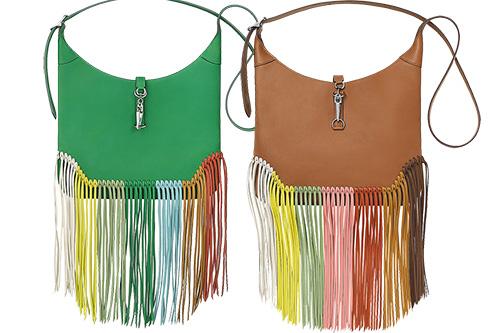 Hermes Trim Anate Rainbow Bag thumb
