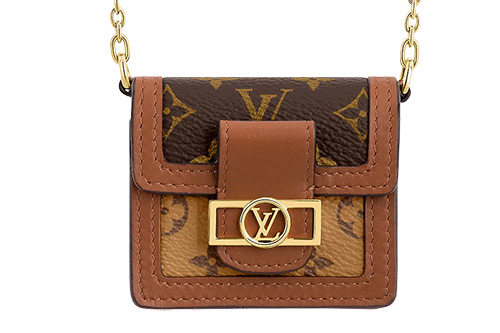 Louis Vuitton Dauphine Micro Bag For Earphones thumb