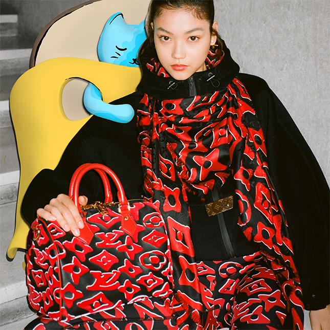 Louis Vuitton LVXUF Bag Collection