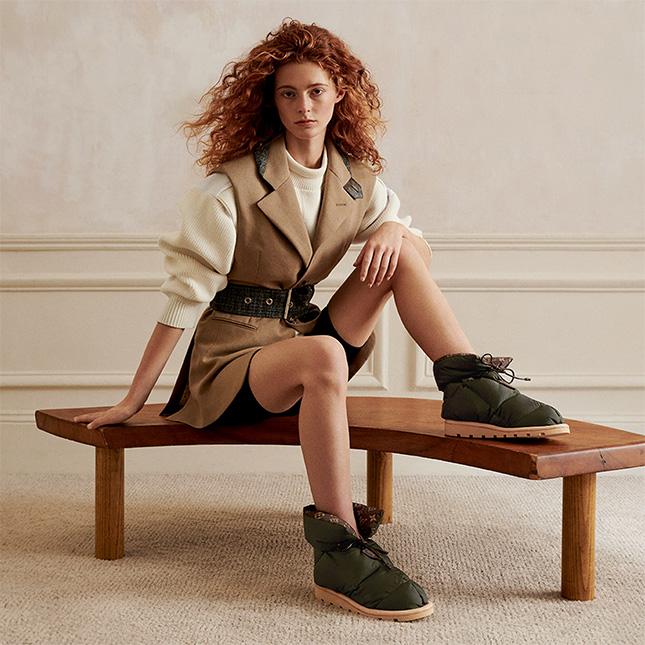 Louis Vuitton Pillow Ankle Boots