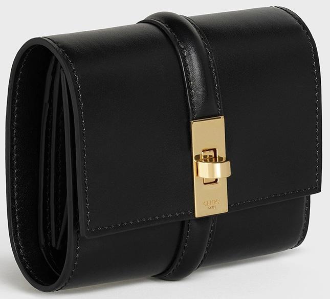 Celine Trifold Wallet
