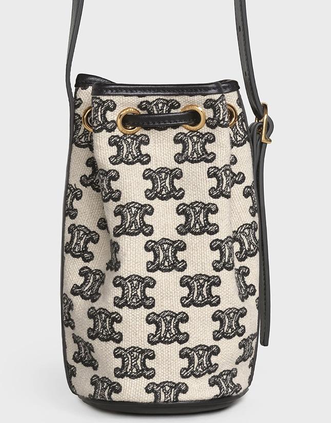 Celine Micro Drawstring Bag