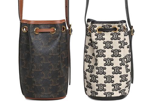 Celine Micro Drawstring Bag thumb