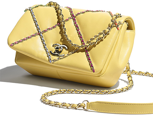 Chanel Entwined Chain Bag thumb