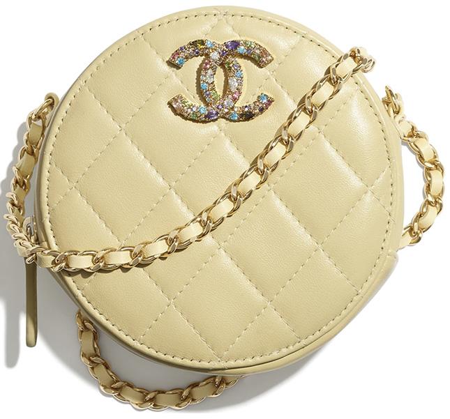Chanel Zirconium Bag Collection