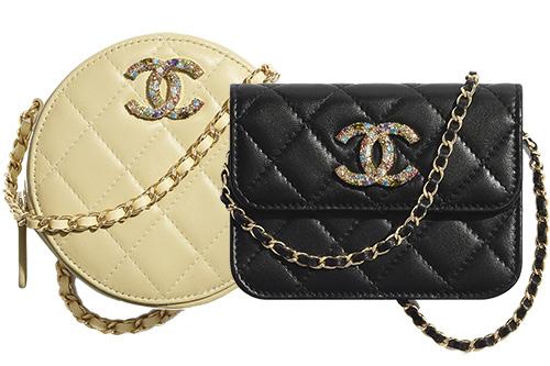 Chanel Zirconium Bag Collection thumb