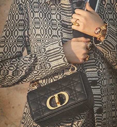 Dior Caro Bag