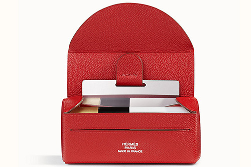 Hermes Lipstick Case With Mirror thumb